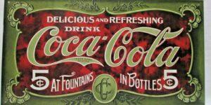 Coca-Cola Metalen Display - Wandbord [Special Edition] 03