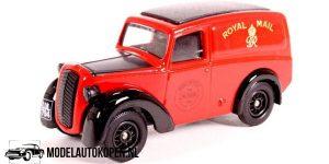1950 Morris Z Van Royal Mail (Rood) (11 cm) 1/43 Days Gone Vanguards