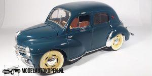 Renault 4 CV (Groen) (21cm) 1:18 Solido