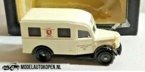 1950 Bedford Ambulance KENT (Wit) (11 cm) 1/43 Days Gone Vanguards