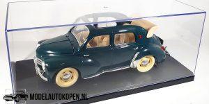 Renault 4 CV Cabriolet (Groen) (21cm) 1:18 Solido