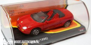 1966 MG F (Rood) (10 cm) 1/43 New-Ray