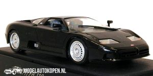 Bugatti EB 110 (Zwart) (10 cm) 1/43 Revell Limited Edition