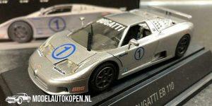 Bugatti EB 110S #1 (Zilver) (10 cm) 1/43 Revell Limited Edition