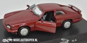 Jaguar XJR-S Coupe (Rood) (10 cm) 1/43 Detail Cars Collection
