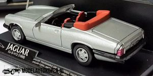 1988 Jaguar XJ-S-V12 (Zilver) (10 cm) 1/43 New-Ray