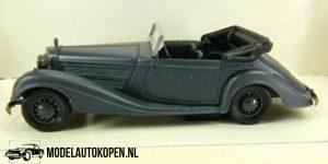6119 Mercedes-Benz 540K Batailles-Battles (Grijs) (10 cm) 1/43 Solido