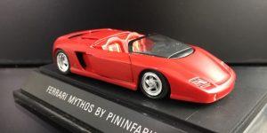 Ferrari Mythos by Pininfarina (Rood) (10 cm) 1/43 Revell Limited Edition