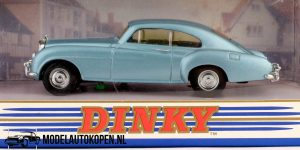 1955 Bentley R Continental (Blauw) (12cm) 1/43 – The Dinky Collection – Matchbox Collectibles