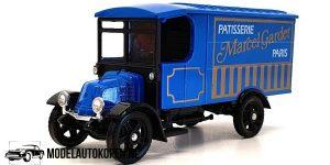 1929 Renault Van (Blauw) (13cm) 1:43 Corgi Classics