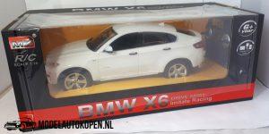 BMW X6 Imitate Racing (White) (36cm) 1:14 MZ Remote Control