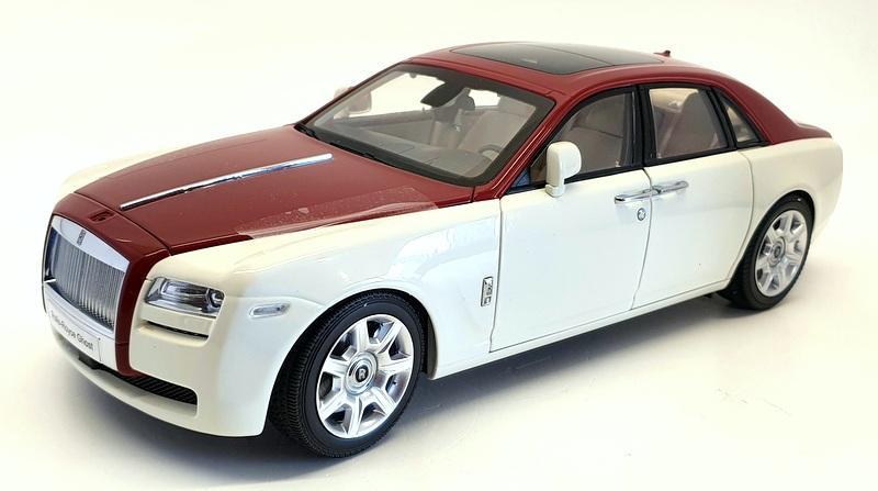 De mooiste Rolls Royce Kyosho automodellen!