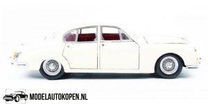 Jaguar Mark II 1959 (Wit) (30 cm) 1/18 Maisto Special Edition