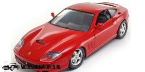 Ferrari 550 Maranello (Rood) (23 cm) 1/18 Anson