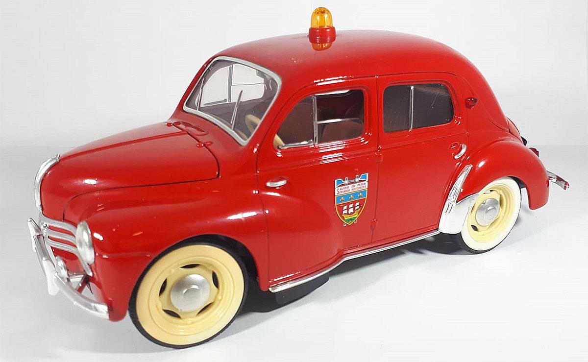 Renault 4 CV modelauto